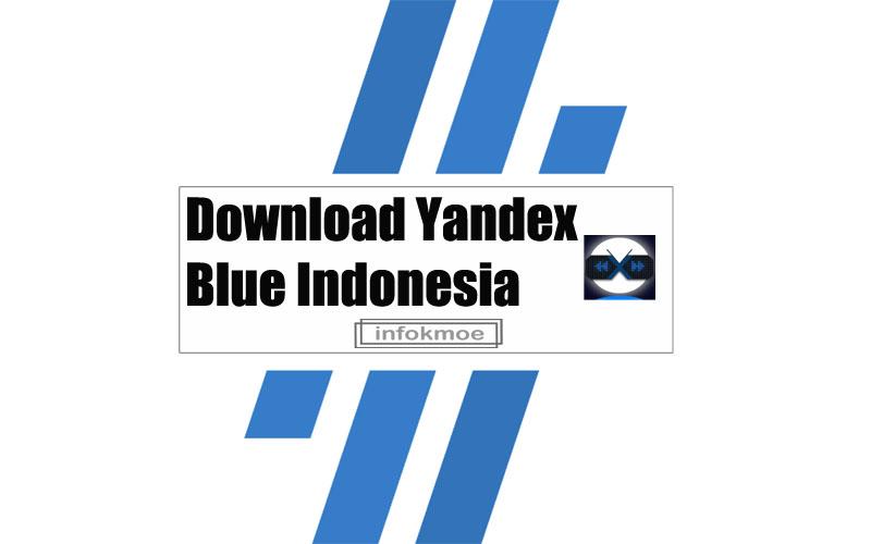 Download Yandex Blue Indonesia