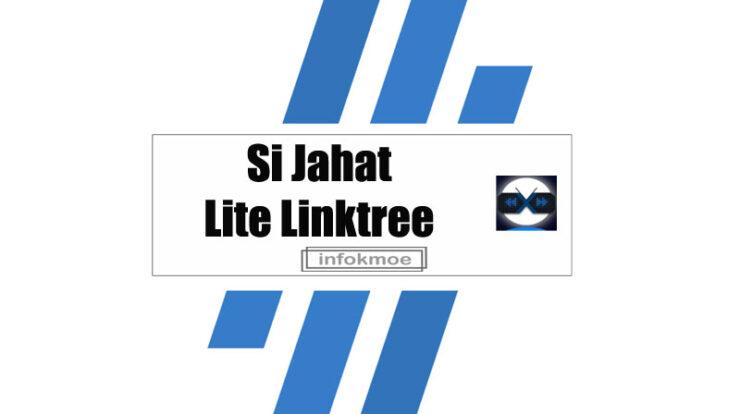 Si Jahat Lite Linktree